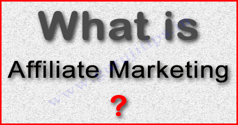 What is affiliate marketing for beginner