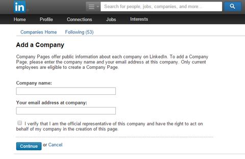 LinkedIn Page kaise banaye
