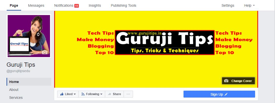 Guruji Tips Facebook Page