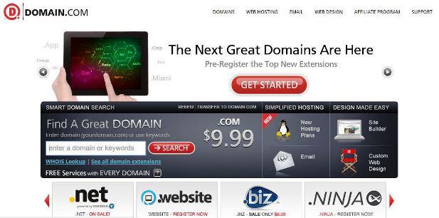 Domaindotcom review