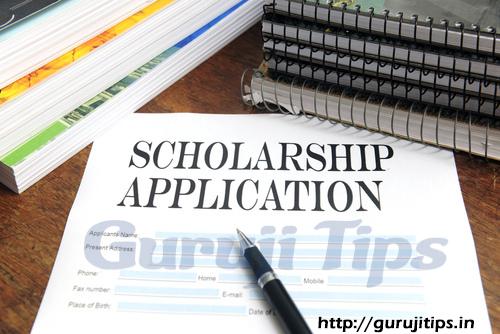 Scholarship link to Adhar Card